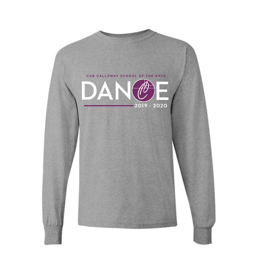 Dance Long Sleeve - Heavy Cotton 100% Cotton