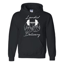 Load image into Gallery viewer, Landis Delivery Heavy Blend Hoodie