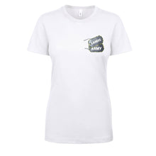 Load image into Gallery viewer, Landis Army Dog Tags Ladies Fit Soft T-Shirt