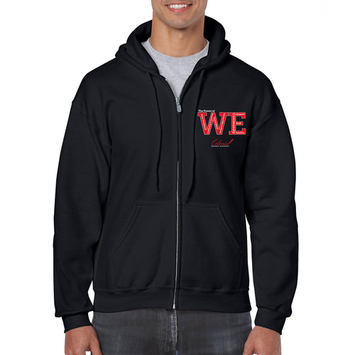 WE - Full Zip Hoodie Heavy Blend
