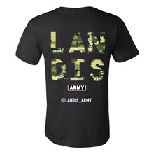 Load image into Gallery viewer, Landis Army Dog Tags Soft T-Shirt