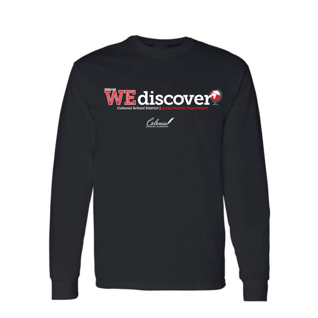 We Discover Long Sleeve