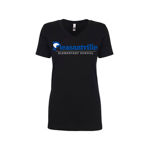 Pleasantville Ladies Fit V-Neck by Next Level
