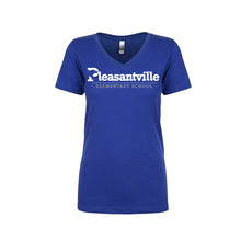 Load image into Gallery viewer, Pleasantville Ladies Fit V-Neck by Next Level