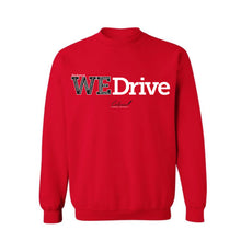 Load image into Gallery viewer, WE Drive - Heavy Blend Crewneck Sweatshirt