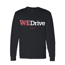 Load image into Gallery viewer, WE Drive - Heavy Cotton Long Sleeve