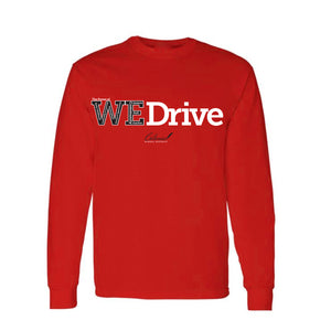 WE Drive - Heavy Cotton Long Sleeve