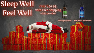 Physician's Preferred Sleep Well, Feel Well Package - Harmonypreferred.com