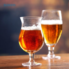 Load image into Gallery viewer, Stemmed Beer Glass (set of 2)