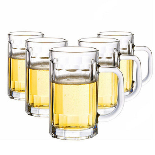 Classic Beer Mug (set of 2)