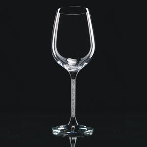 Large, Round Shaped Traditional Wine Glass