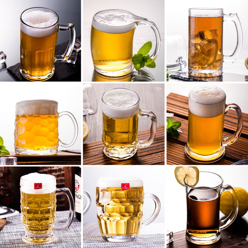 9 Styles of Eleton Beer Mugs
