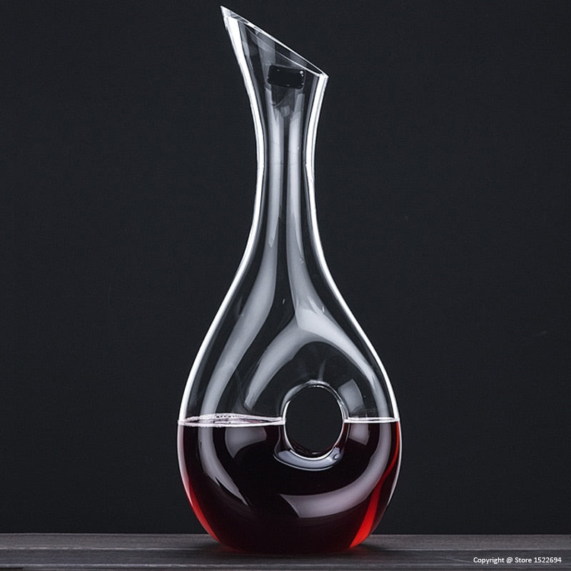 Snail Shaped Wine Decanter (1.0 Liter)