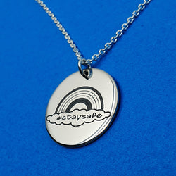 Memento Jewellery Lockdown 2020 NHS Charity Necklace
