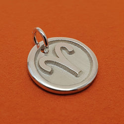 Zodiac Charm - Signature Chunky Button