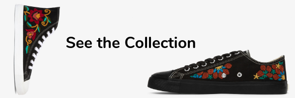 fair trade sneaker collection