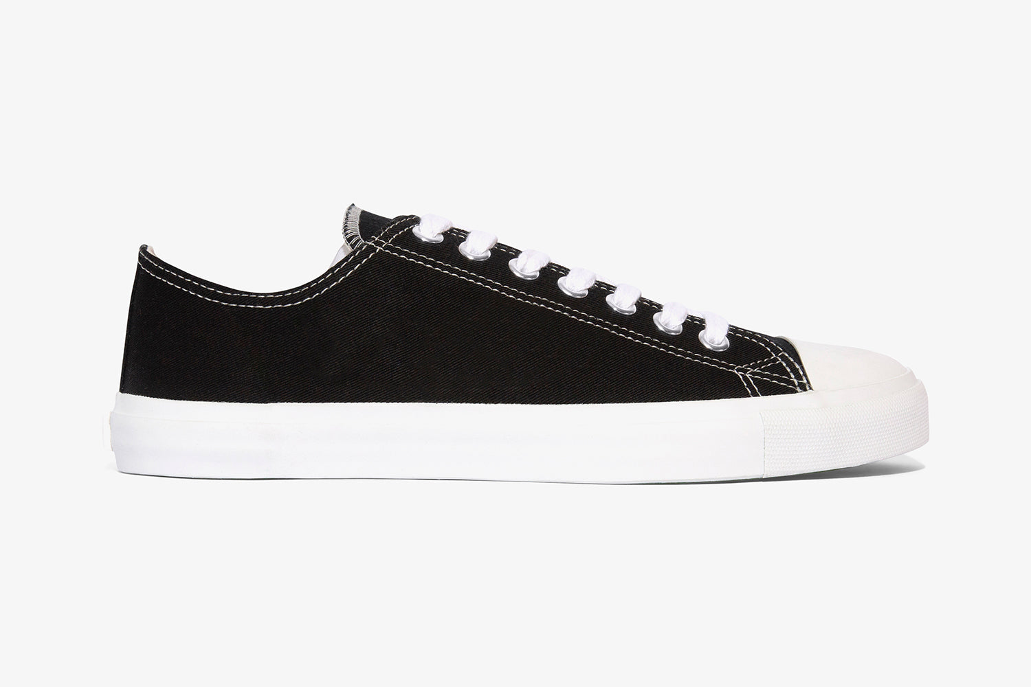 Black Vegan Low cut sneaker