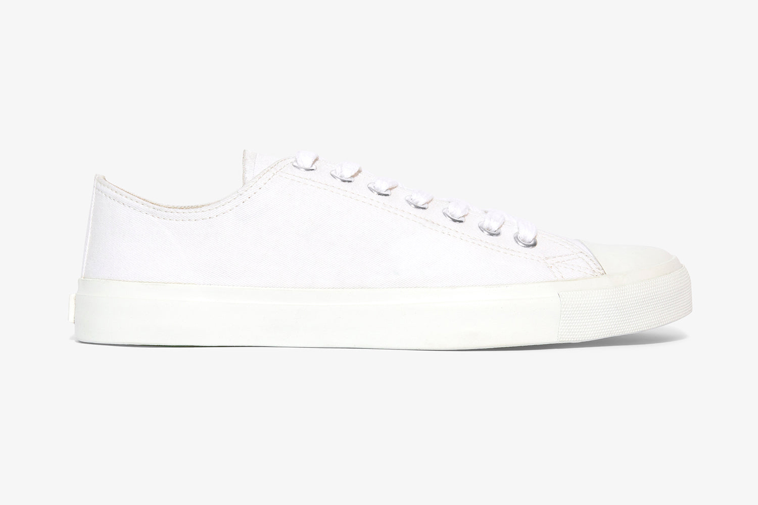 White Vegan Low top sneaker