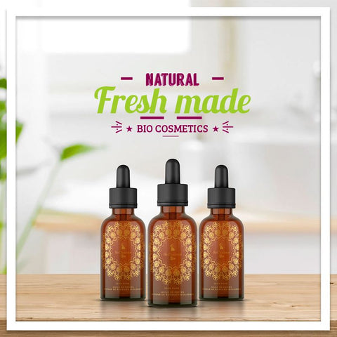 natural fresh made bio cosmetics