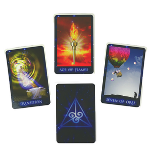 Sirian Starseed Tarot cards