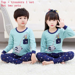 Children's Sleepwear Long Sleeve