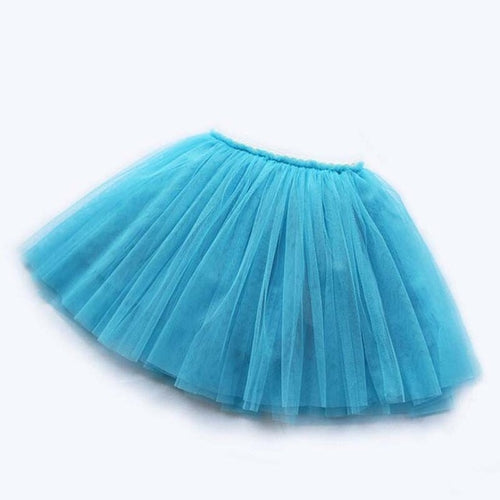 Fluffy Tulle Skirt