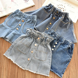 Jean Denim Skirts
