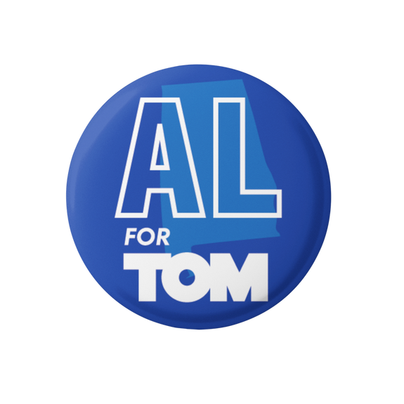 Alabama for Tom Button