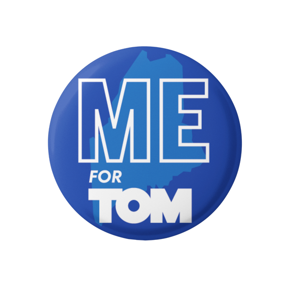 Maine for Tom Button