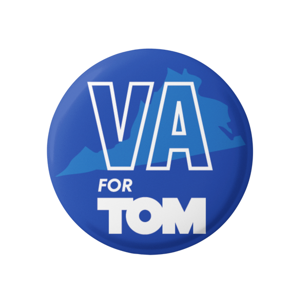 Virginia for Tom Button