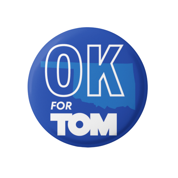 Oklahoma for Tom Button