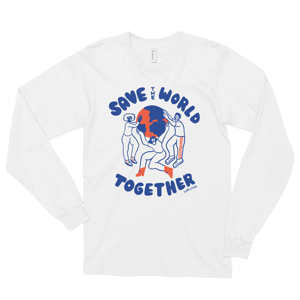 Save the World Longsleeve