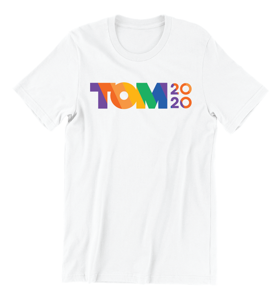 Tom 2020 6 Color Pride T-Shirt