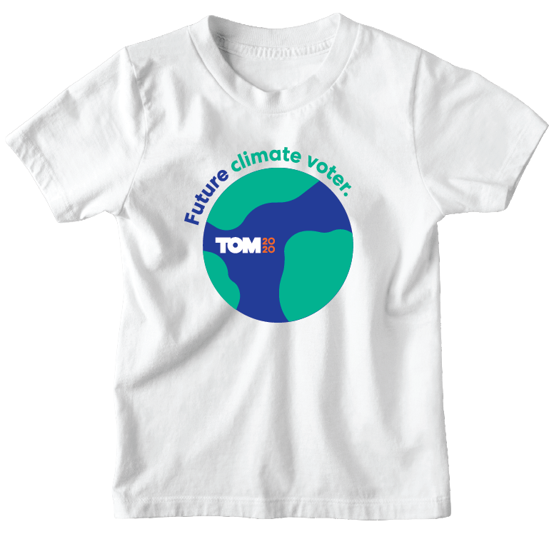 Future Climate Voter Toddler/Youth T-Shirt