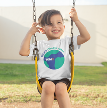 Load image into Gallery viewer, Future Climate Voter Toddler/Youth T-Shirt