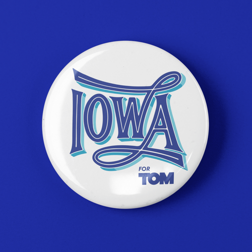 Iowa for Tom Button