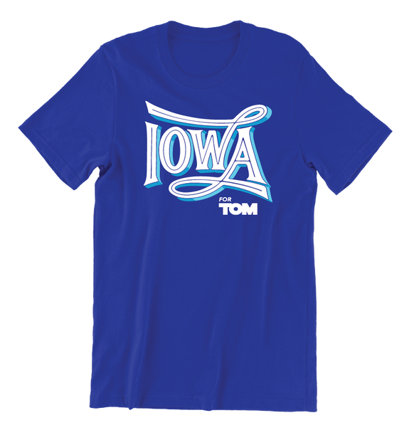 Iowa for Tom T-Shirt