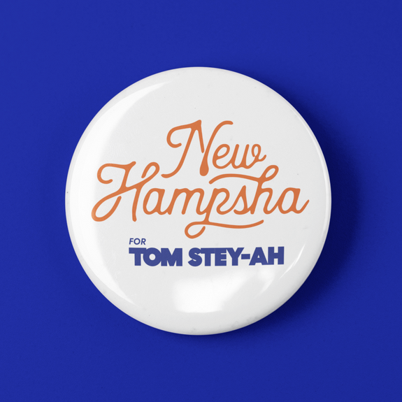 New Hampshire for Tom Button