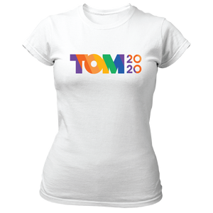 Tom 2020 Fitted Pride T-Shirt