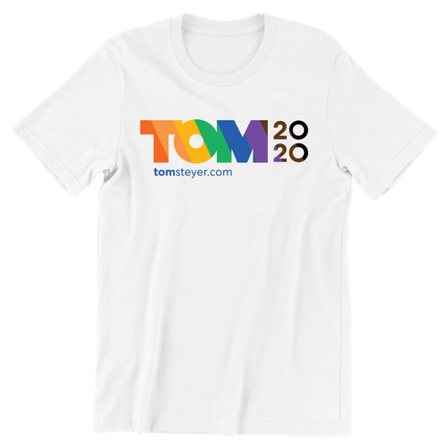 Tom 2020 8 Color Pride T-Shirt