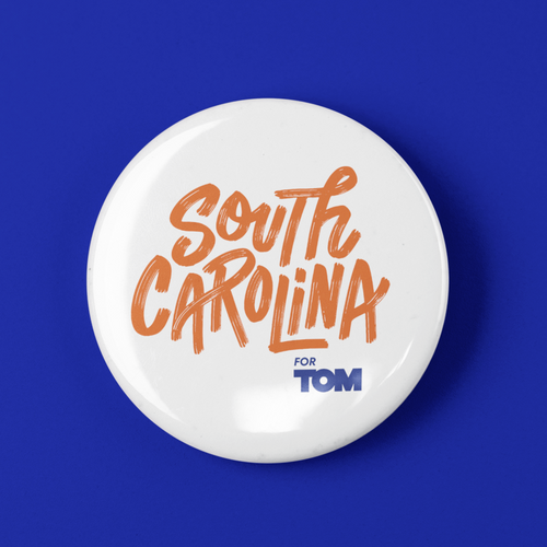 South Carolina for Tom Button