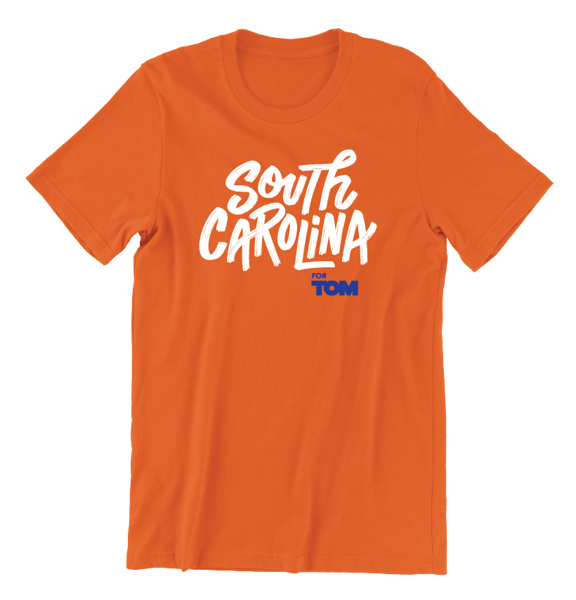 South Carolina for Tom T-Shirt