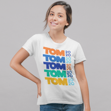 Load image into Gallery viewer, Tom 2020 Stacked Tee