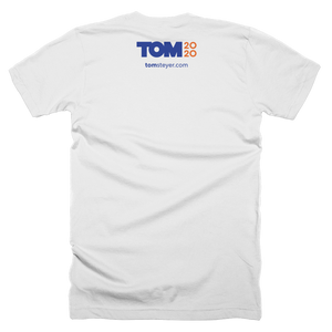 Tom 2020 Stacked Tee
