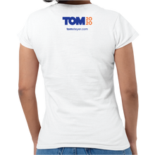 Load image into Gallery viewer, Tom 2020 Fitted Stacked Tee