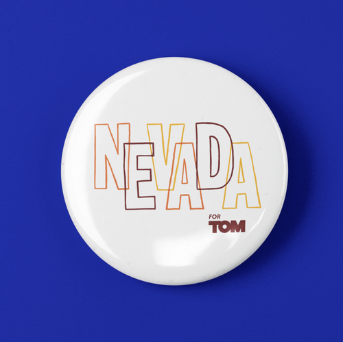 Nevada for Tom Button