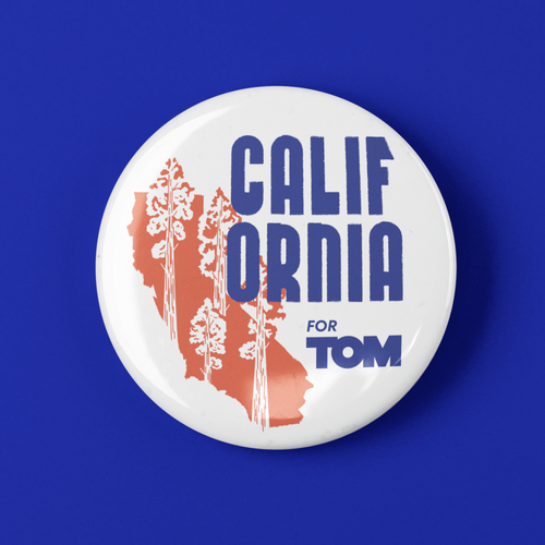 California for Tom Button