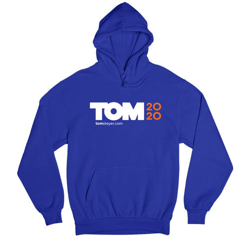 Tom 2020 Royal Blue Hoodie