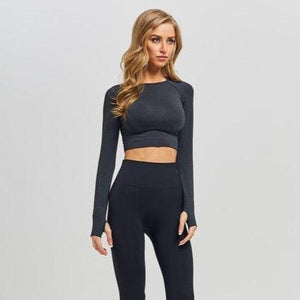 Seamless - Long Sleeve Top
