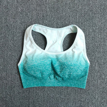 Load image into Gallery viewer, Ombre - Sports Bra